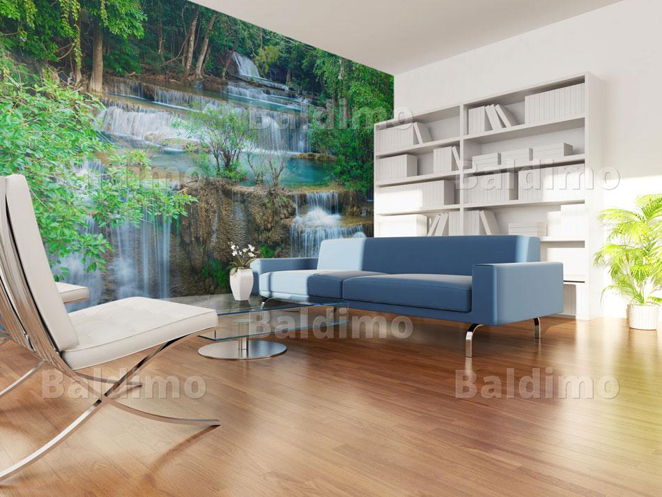 vlies fototapete tapeten wandbilder tapete natur 100403 155 ebay. Black Bedroom Furniture Sets. Home Design Ideas