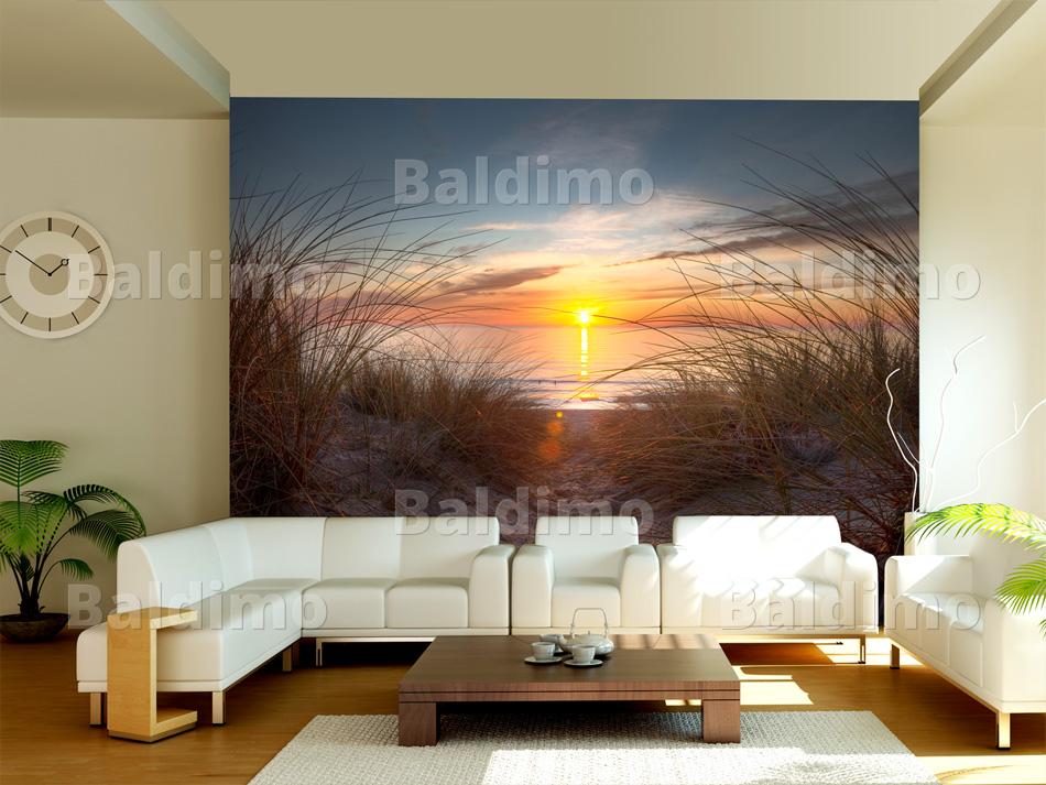 vlies fototapete tapeten wandbilder tapete natur 100403 185 ebay. Black Bedroom Furniture Sets. Home Design Ideas