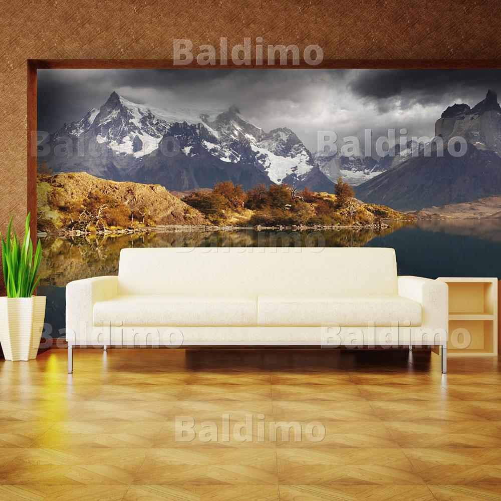 vlies fototapete tapeten wandbilder tapete natur 100403 217 ebay. Black Bedroom Furniture Sets. Home Design Ideas
