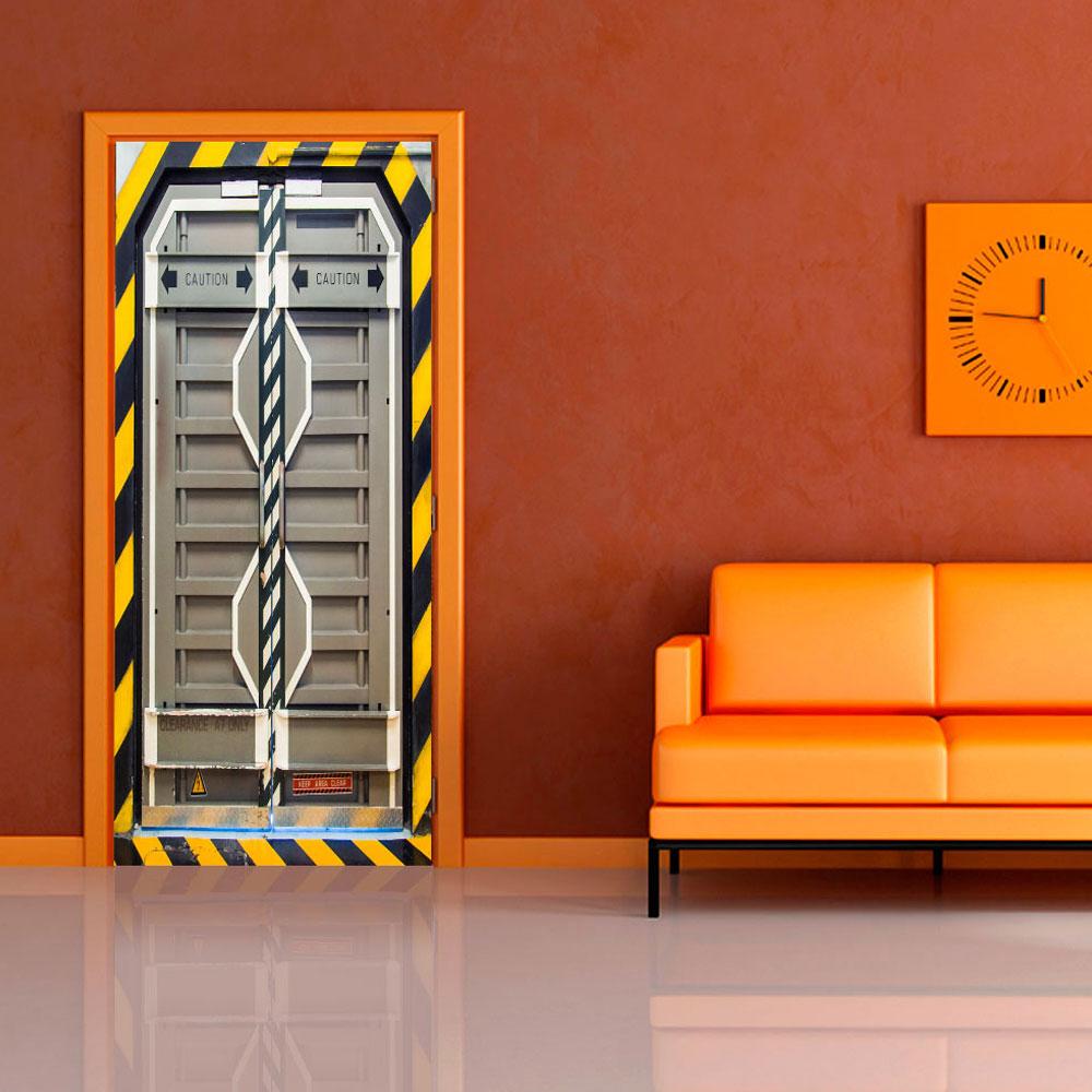 Door wallpaper poster mural 100x210 cm home decoration for Home wallpaper ebay