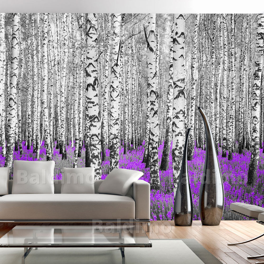 vlies fototapete 3 farben zur auswahl tapeten wald natur 10110903 51 ebay. Black Bedroom Furniture Sets. Home Design Ideas
