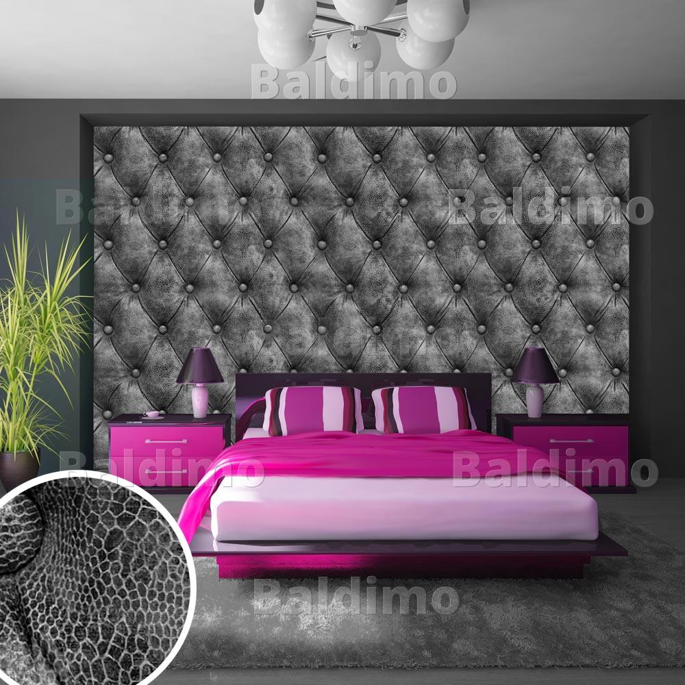 VLIES FOTOTAPETE * 3 Farben zur Auswahl * TAPETEN TEXTUR LEDER 10110905-43