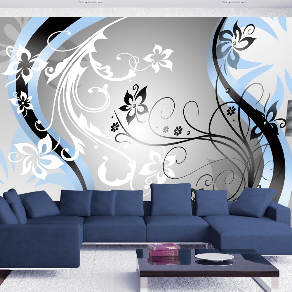 fototapete rose blumen natur vlies tapete wandbilder xxl. Black Bedroom Furniture Sets. Home Design Ideas