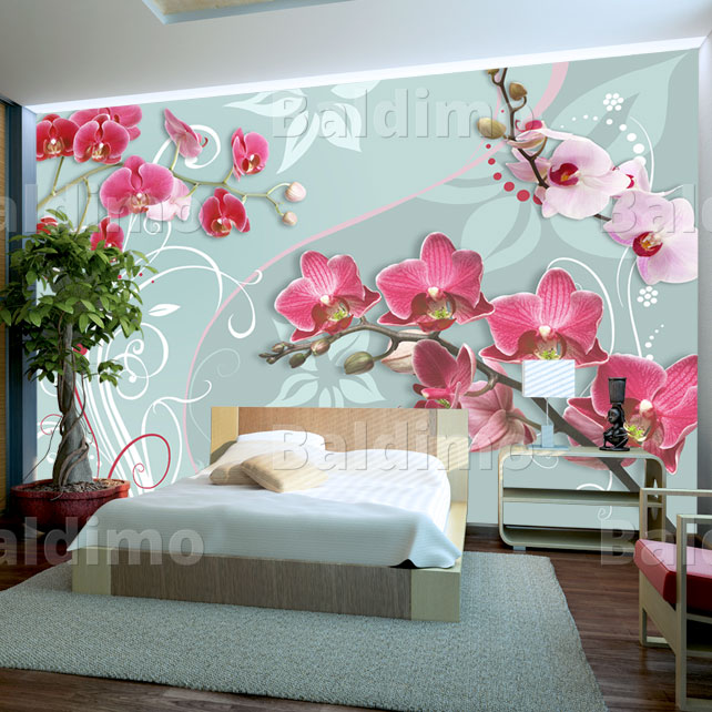 WALLPAPER-XXL-NON-WOVEN-HUGE-PHOTO-WALL-MURAL-ART-PRINT-FLOWERS-10110906-31