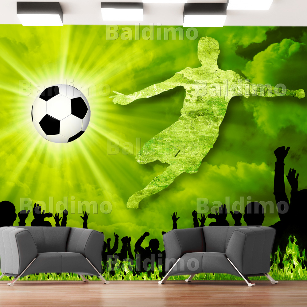Kinderzimmer tapeten fussball – reiquest.com