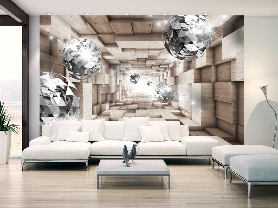 Tapety optyczne 3d tapeta optyczna 3d for Carta da parati design 3d
