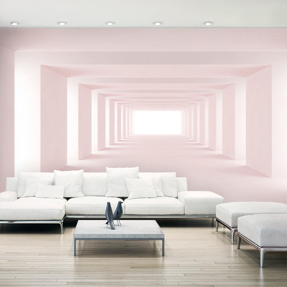 vlies fototapete 3d optik tapete xxl perspektive 500x280 3 farben a b 0036 a b ebay. Black Bedroom Furniture Sets. Home Design Ideas