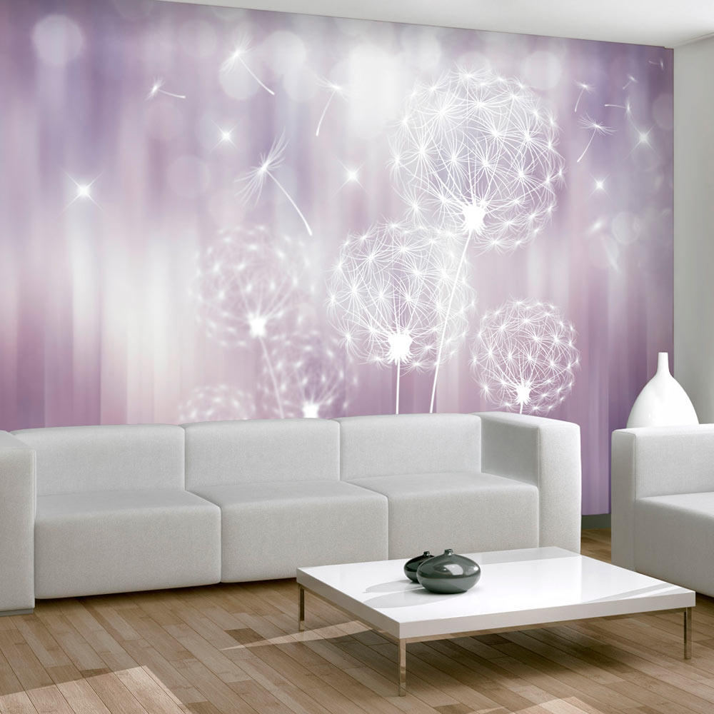 fototapete pusteblume vlies tapete bokeh wandtapete natur 3 farben b a 0280 a b ebay. Black Bedroom Furniture Sets. Home Design Ideas