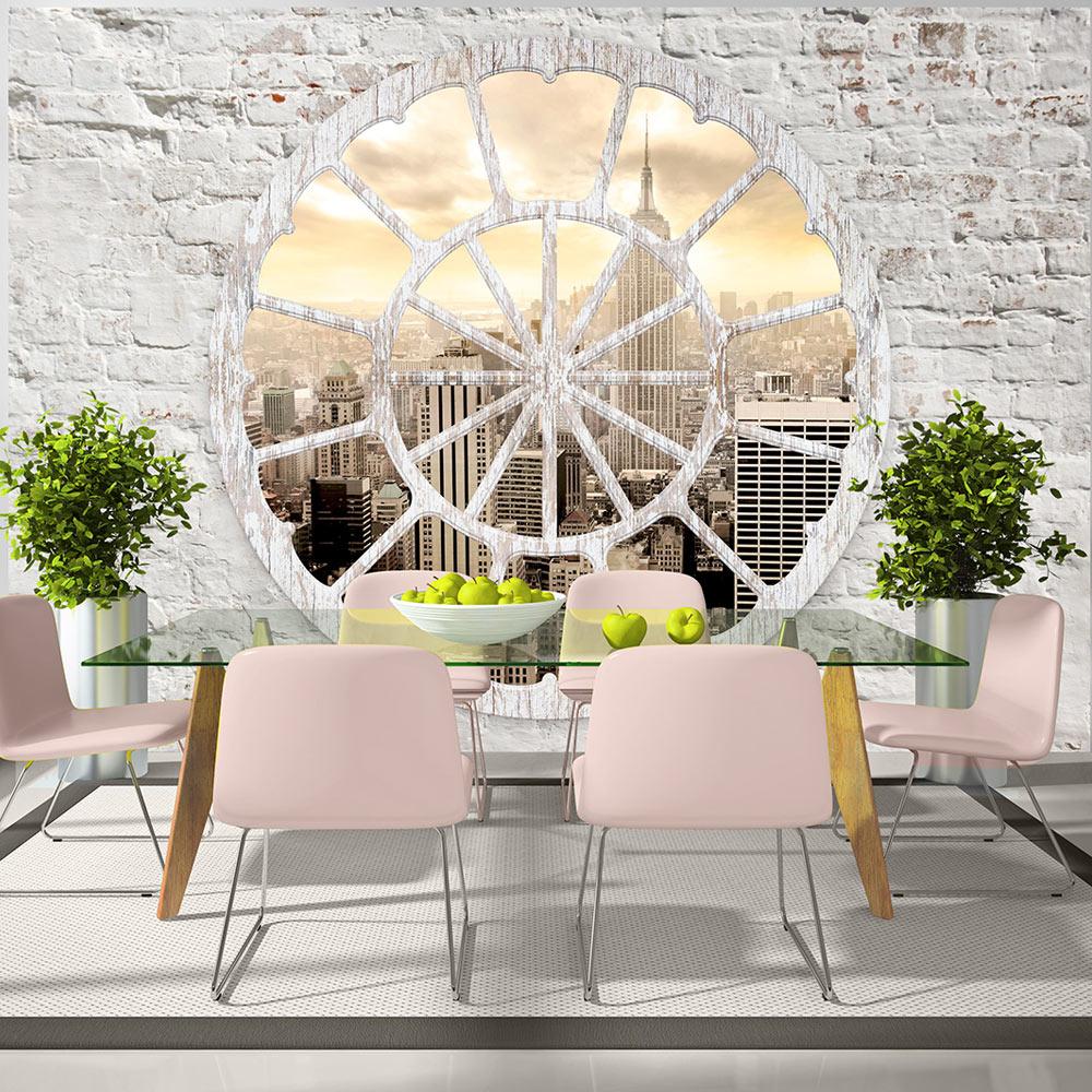 vlies fototapete 3 farben zur auswahl tapeten new york steine d a 0008 a b. Black Bedroom Furniture Sets. Home Design Ideas