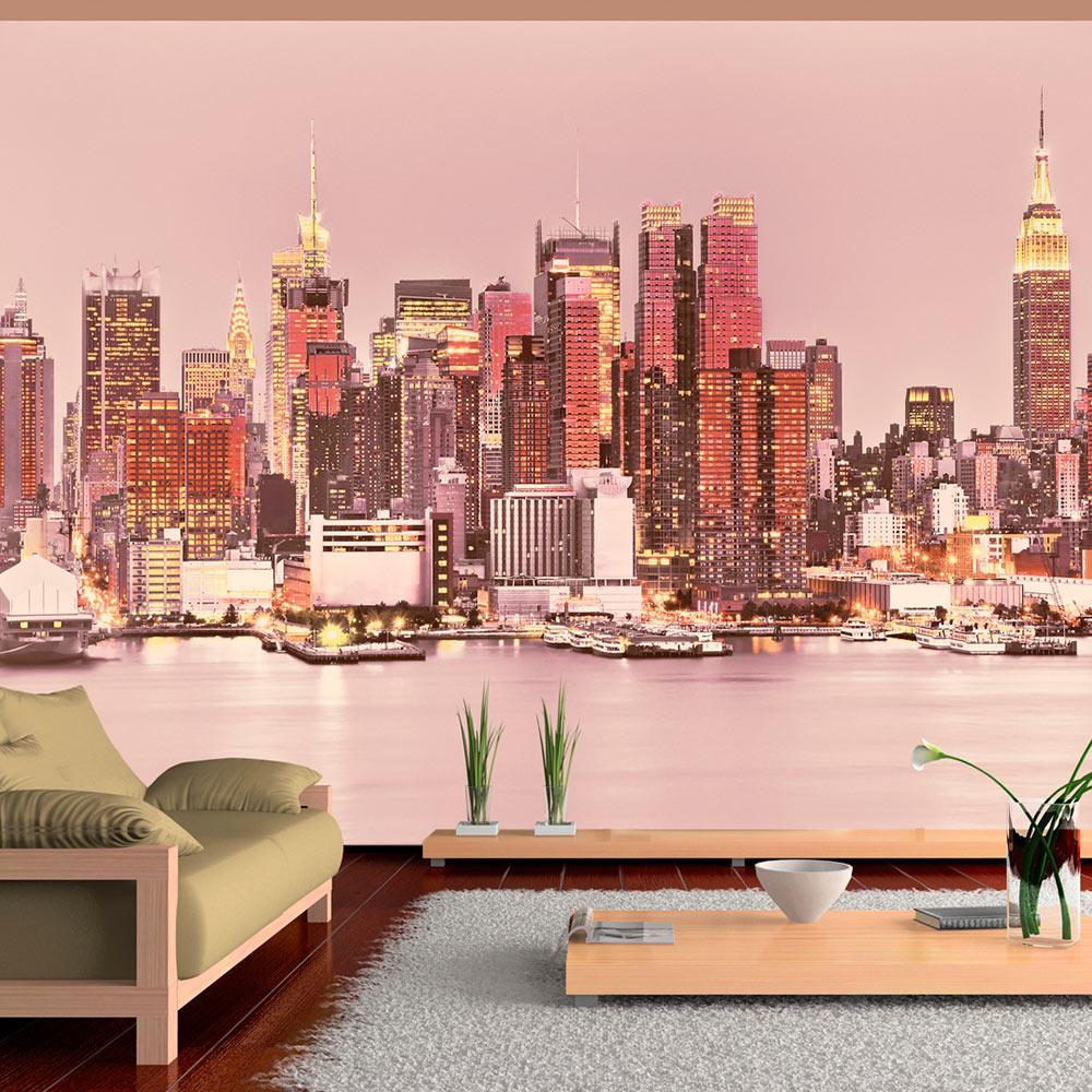 vlies fototapete 3 farben zur auswahl tapeten stadt new york d b 0032 a b ebay. Black Bedroom Furniture Sets. Home Design Ideas