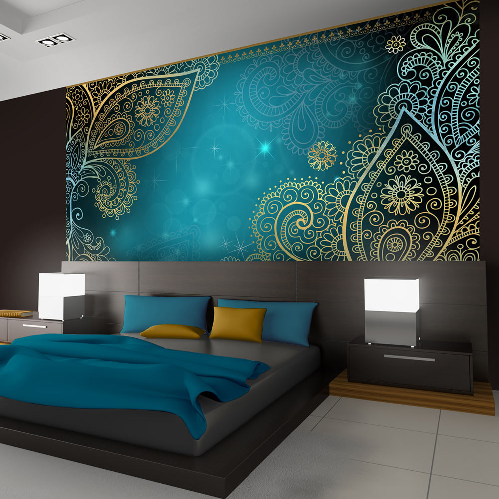 Vlies fototapete 3 farben zur auswahl tapeten orient for 3d wallpapers for home interiors