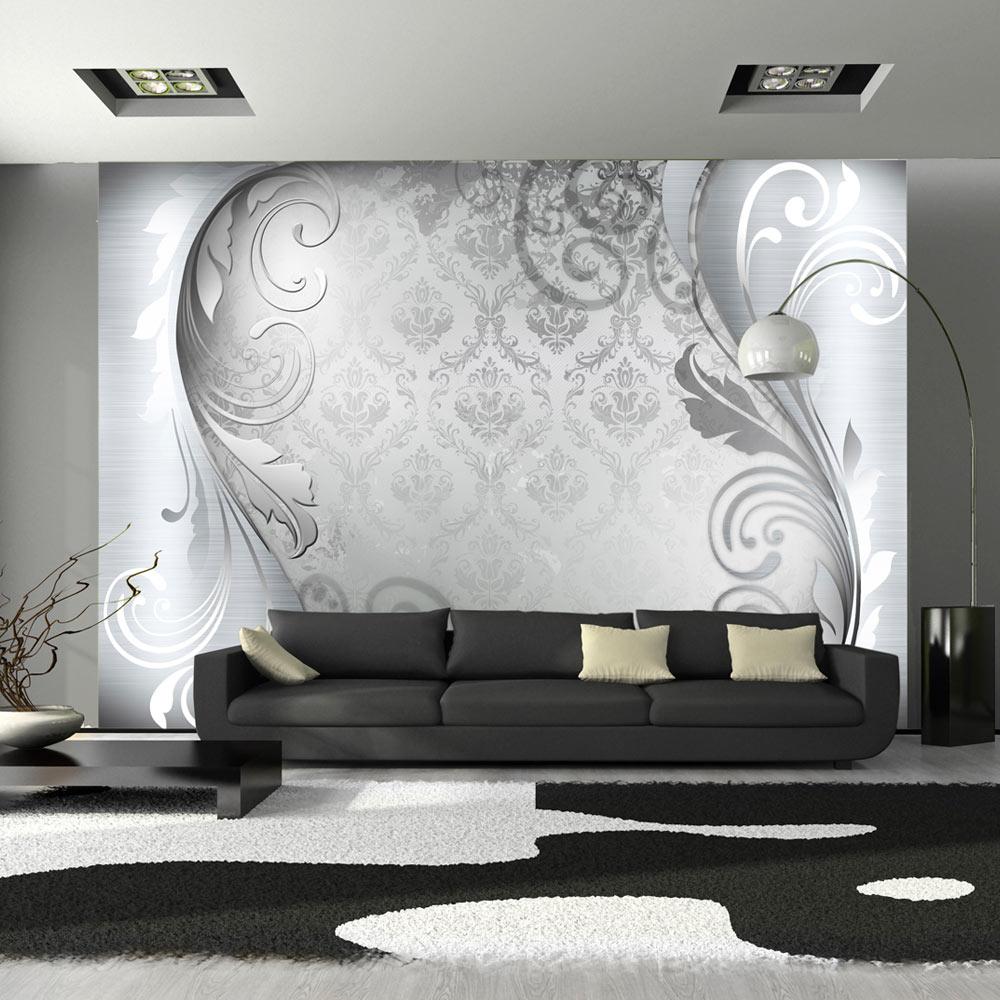 fototapete ornamente vlies tapete silber wandbilder xxl wandtapete f a 0167 a a eur 6 99. Black Bedroom Furniture Sets. Home Design Ideas