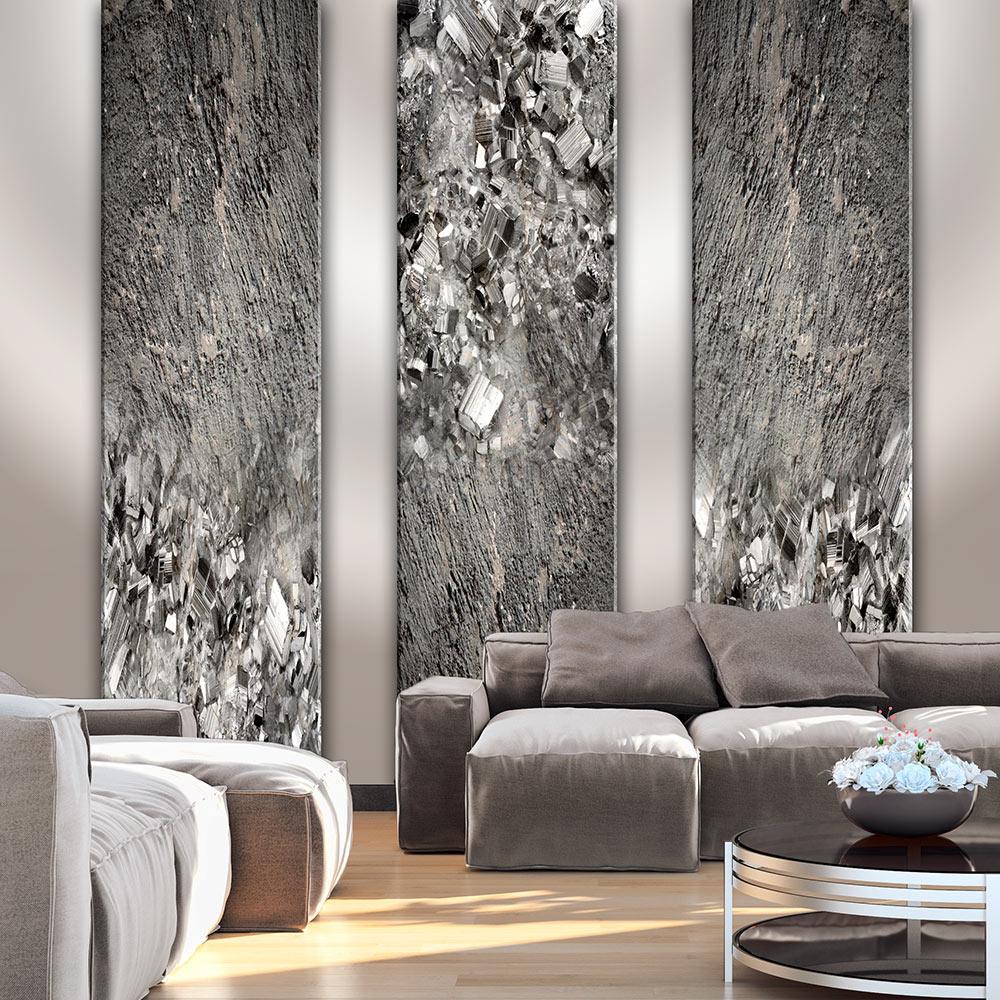 vlies fototapete 3 farben zur auswahl tapeten beton steine f a 0235 a b ebay. Black Bedroom Furniture Sets. Home Design Ideas