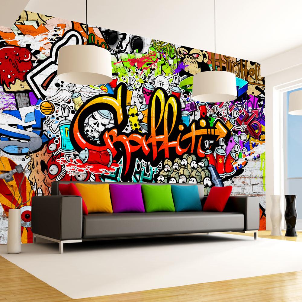 graffiti tapeten günstig online kaufen bei ebay