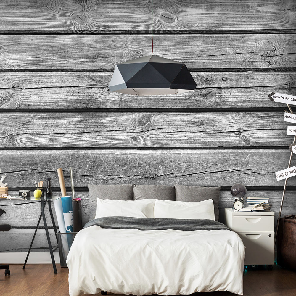 vlies fototapete holz bretter tapete holzoptik wandbild 3. Black Bedroom Furniture Sets. Home Design Ideas