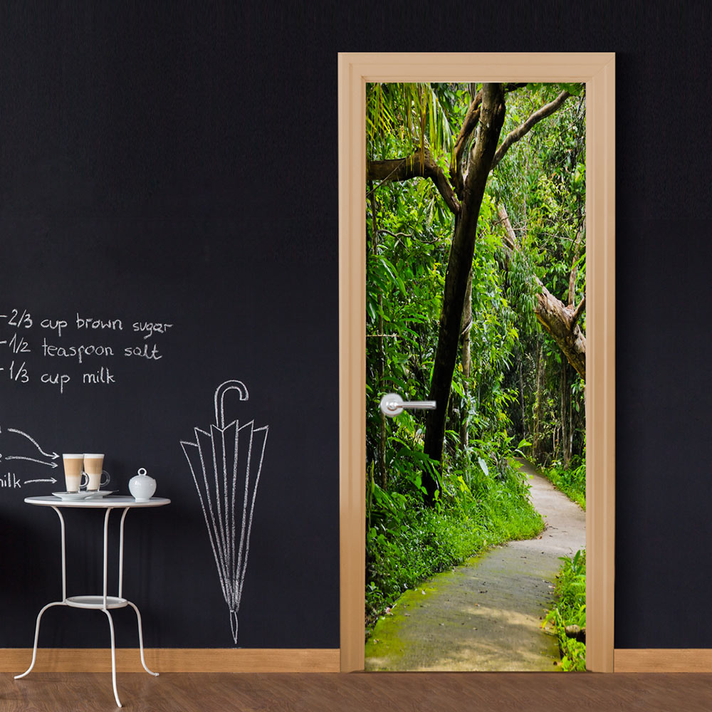 t rtapete selbstklebend fototapete tapete t rposter t raufkleber n b 0022 a b ebay. Black Bedroom Furniture Sets. Home Design Ideas
