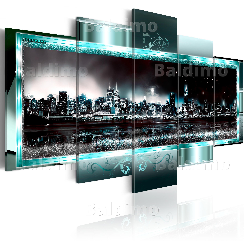 impression image sur toile xxl art tableau 2 formats paris 020111 29 ebay. Black Bedroom Furniture Sets. Home Design Ideas