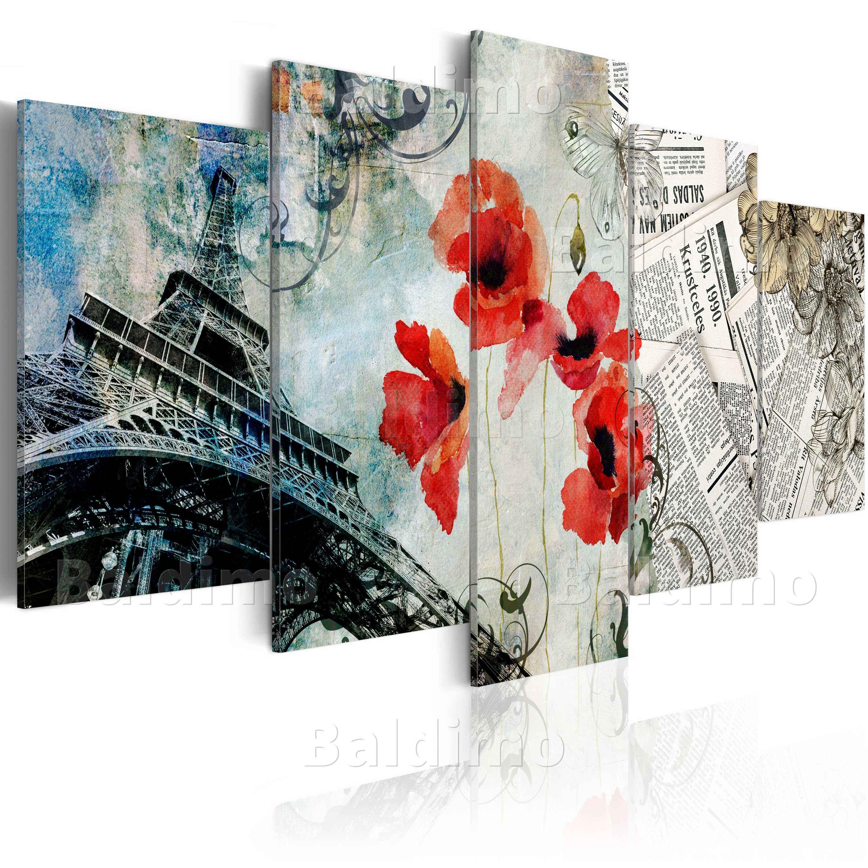 LARGE CANVAS WALL ART PRINT + IMAGE + PICTURE + PHOTO FLOWER 020115-64