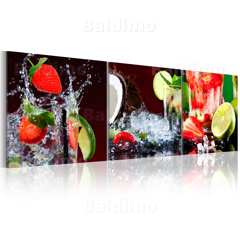 Awesome Wandbilder Für Die Küche Photos - Home Design Ideas ...