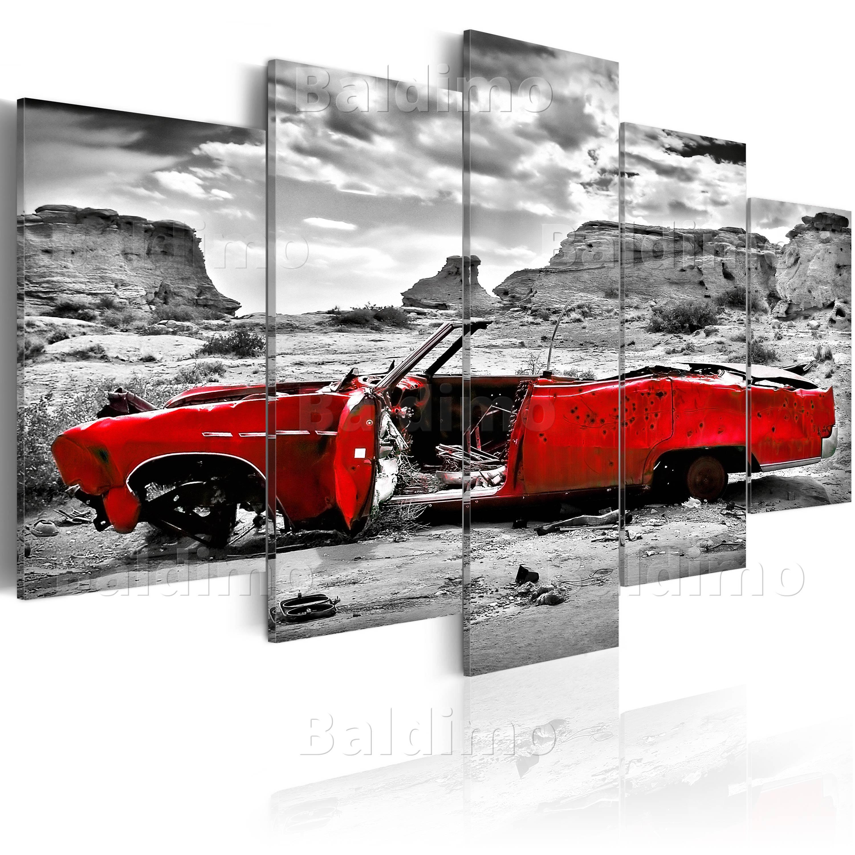 leinwand bilder xxl fertig aufgespannt bild auto. Black Bedroom Furniture Sets. Home Design Ideas