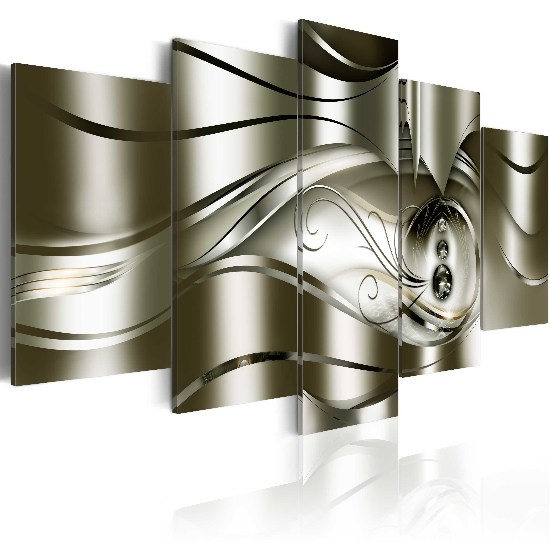wandbilder xxl abstrakt ornamente 200x100 leinwand bild. Black Bedroom Furniture Sets. Home Design Ideas