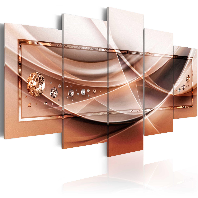 leinwand bilder xxl fertig aufgespannt bild abstrakt a a 0207 b n ebay. Black Bedroom Furniture Sets. Home Design Ideas