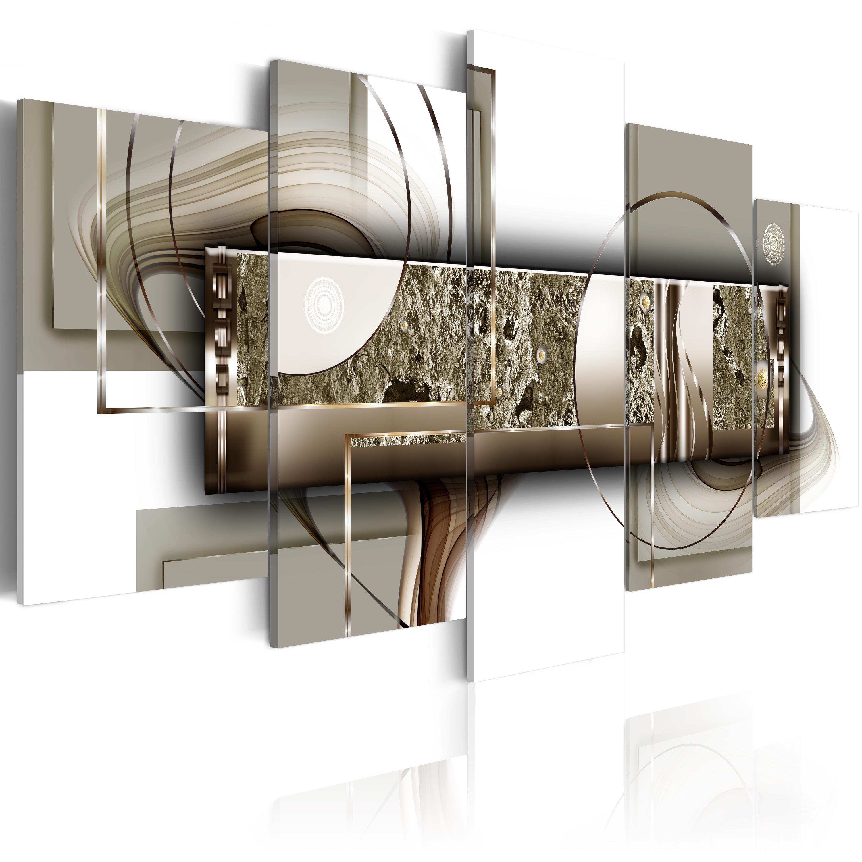 leinwand bilder xxl kunstdruck bild abstrakt deko. Black Bedroom Furniture Sets. Home Design Ideas