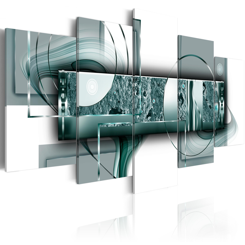 leinwand bilder xxl kunstdruck bild abstrakt deko modern a a 0251 b n ebay. Black Bedroom Furniture Sets. Home Design Ideas