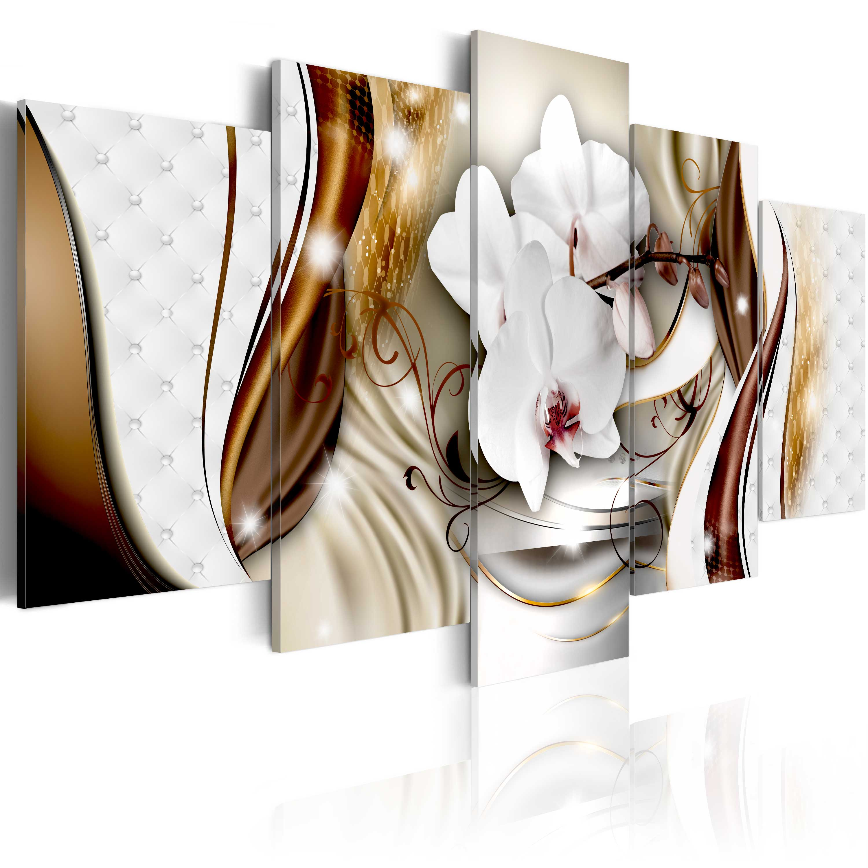 top vlies leinwand bilder xxl kunstdruck bild wandbild blumen b a 0064 b p ebay. Black Bedroom Furniture Sets. Home Design Ideas