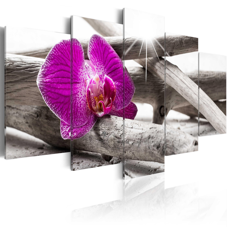 Cuadros tripticos flores cuadros en decoracion para el for Cuadros de decoracion