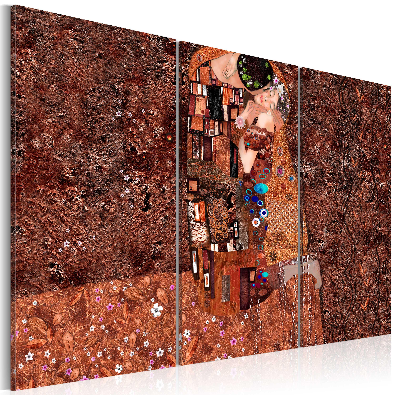 leinwand bilder xxl fertig aufgespannt bild gustav. Black Bedroom Furniture Sets. Home Design Ideas