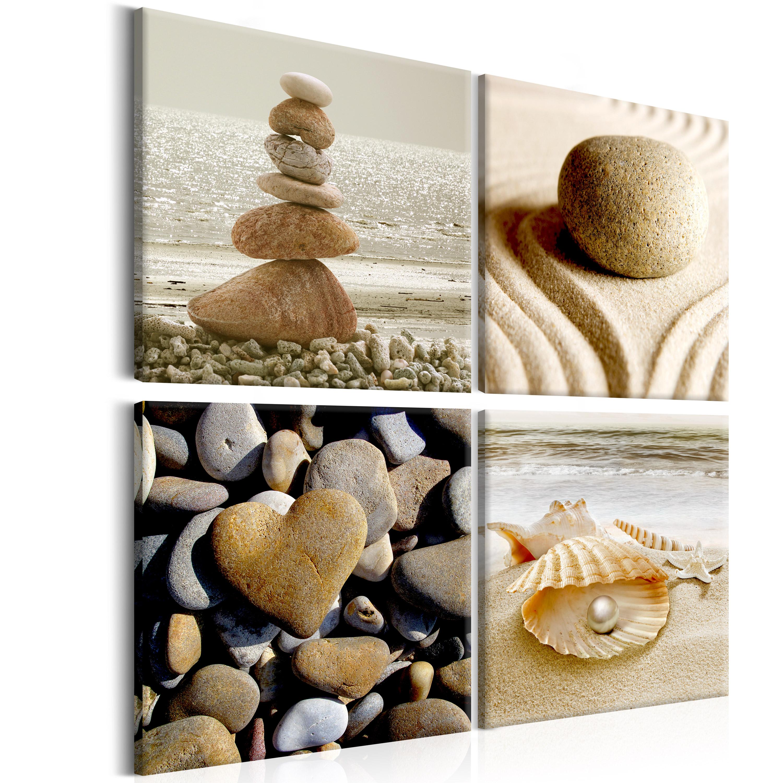 leinwand bilder xxl! kunstdruck! wandbild! natur strand spa kÜche ... - Leinwandbilder Für Küche