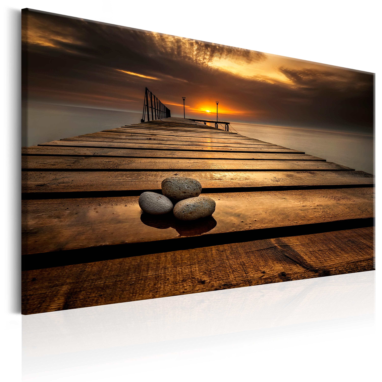 leinwand bilder xxl kunstdruck wandbild meer. Black Bedroom Furniture Sets. Home Design Ideas