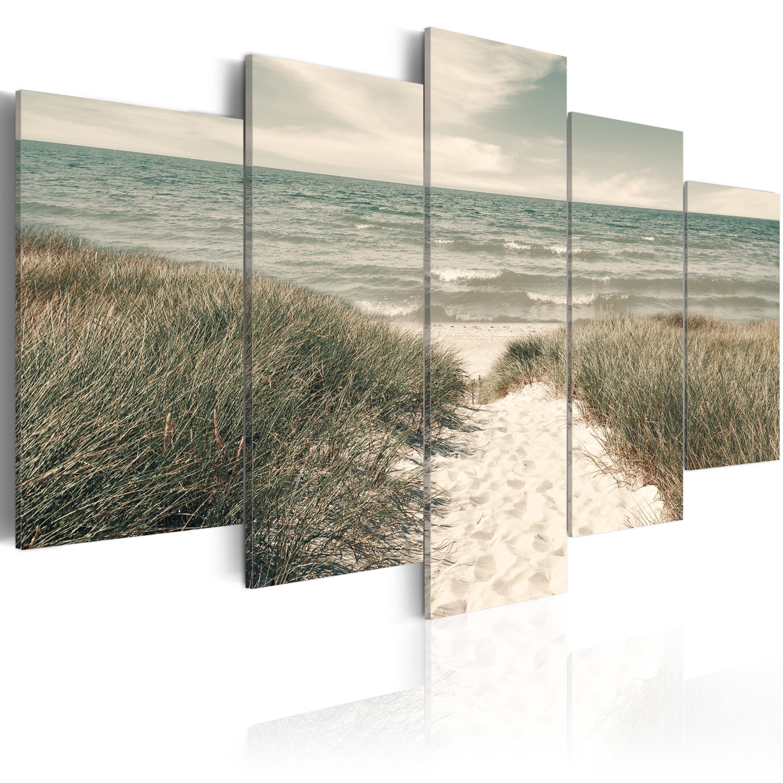 Leinwand bilder xxxl kunstdruck wandbild natur meer for Bilder xxxl