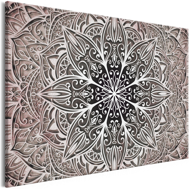 wandbilder xxl mandala ornamente orient leinwand bilder