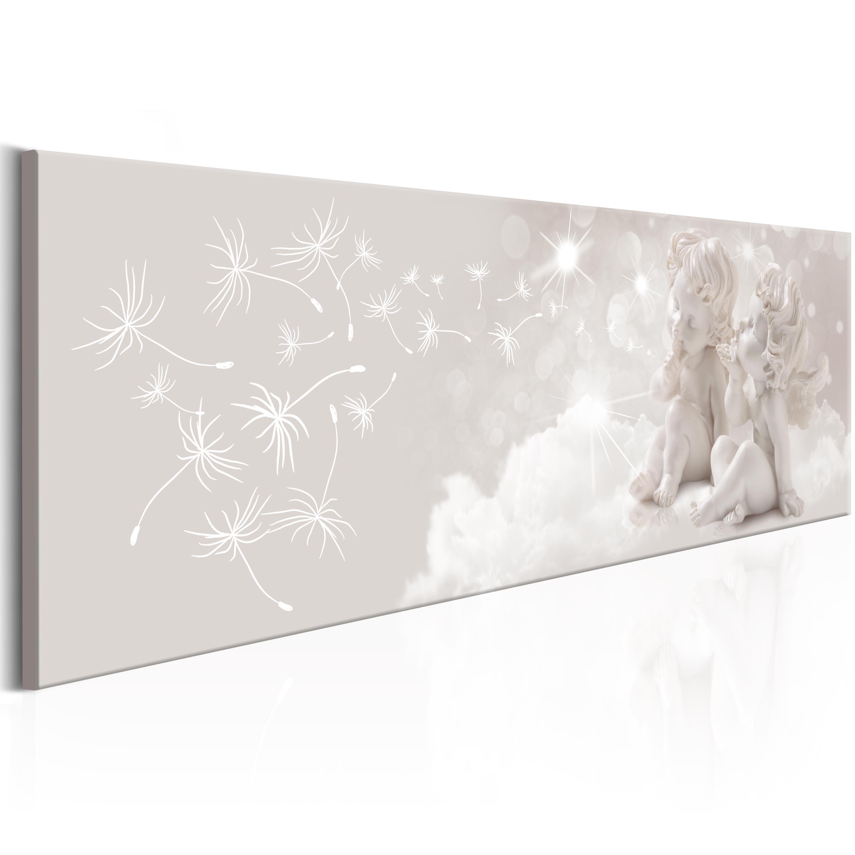 wandbilder xxl wohnzimmer leinwand bilder xxl engel