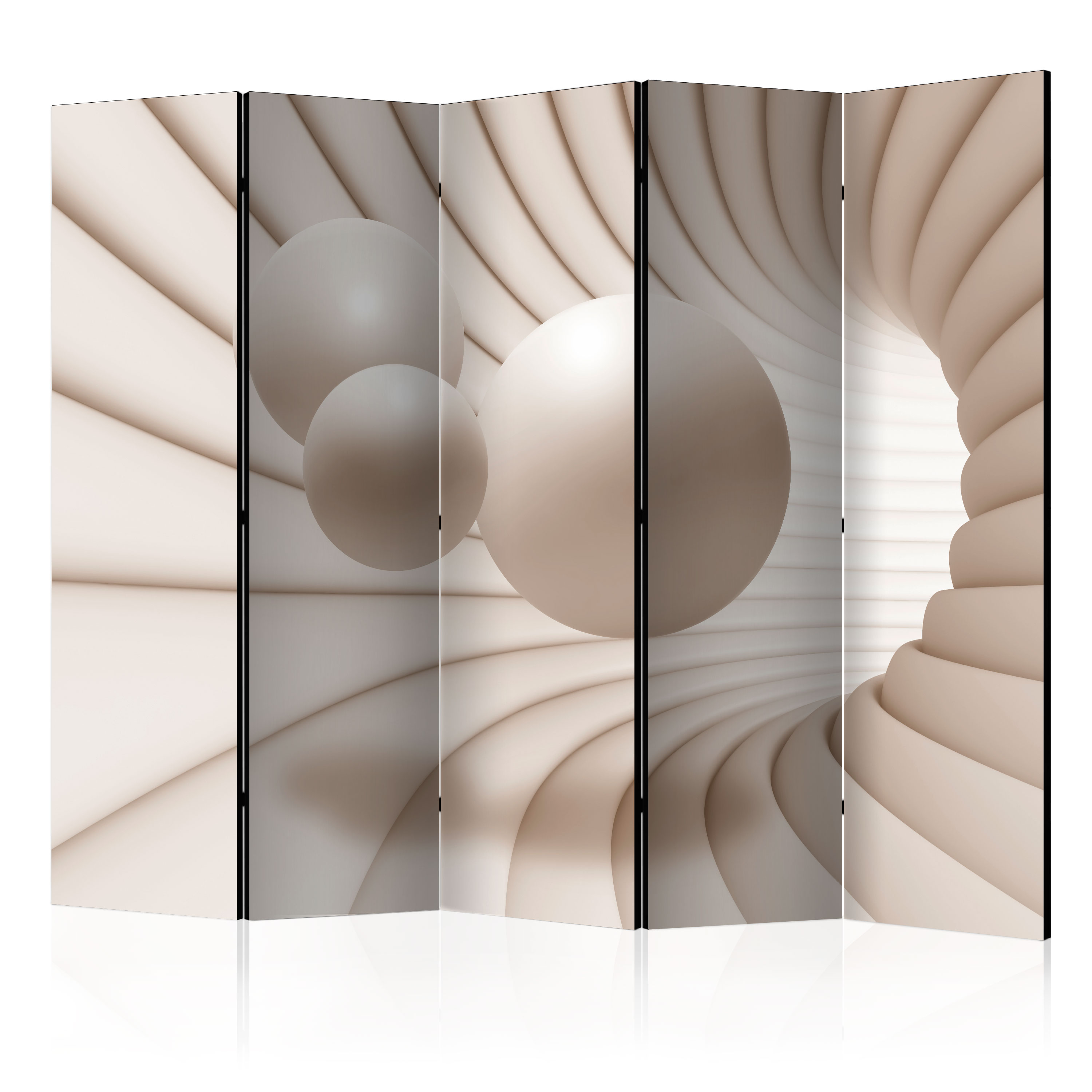 decorative photo folding screen wall room divider abstract d