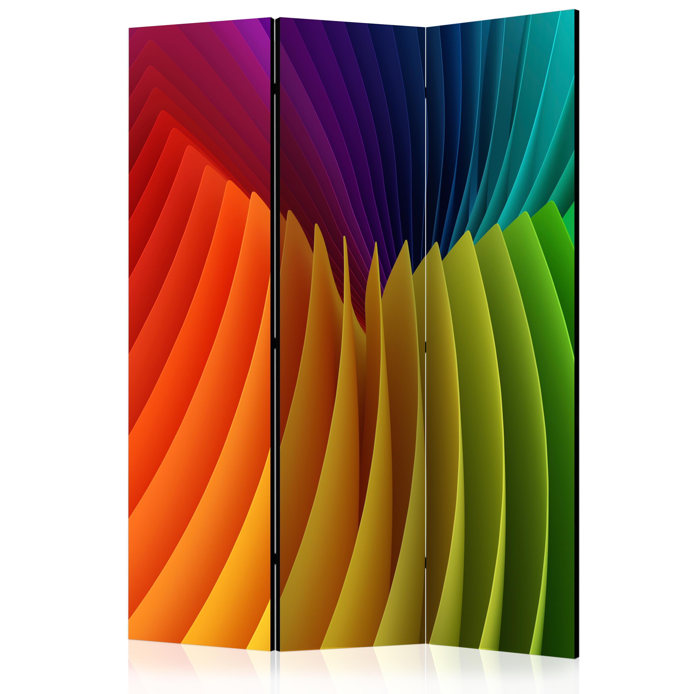 Deko paravent raumteiler trennwand foto abstrakt textur 10 for Deko foto