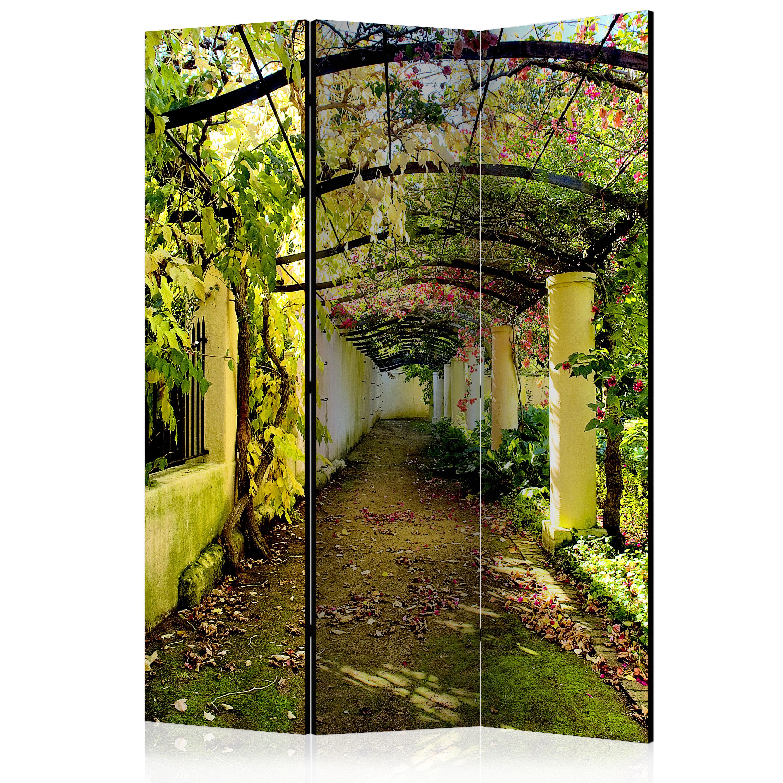Biombo decorativo para hogares decoracion paisaje ebay - Biombos para jardin ...