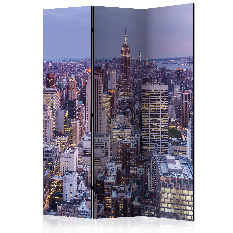 deko paravent raumteiler trennwand foto new york stadt 10 varianten 2 formate ebay. Black Bedroom Furniture Sets. Home Design Ideas