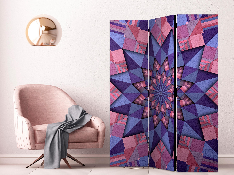 Deko Paravent Raumteiler Trennwand Spanische Wand 2 Formate f-A-0695-z
