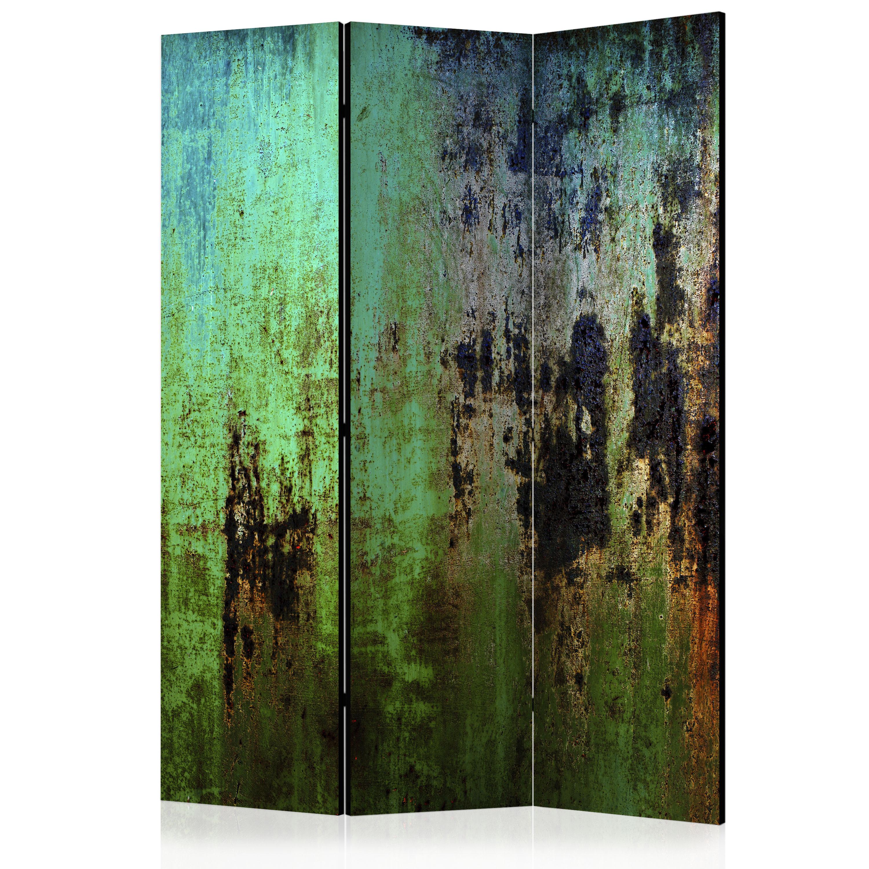 Deko paravent raumteiler trennwand foto abstrakt textur 10 for Deko trennwand