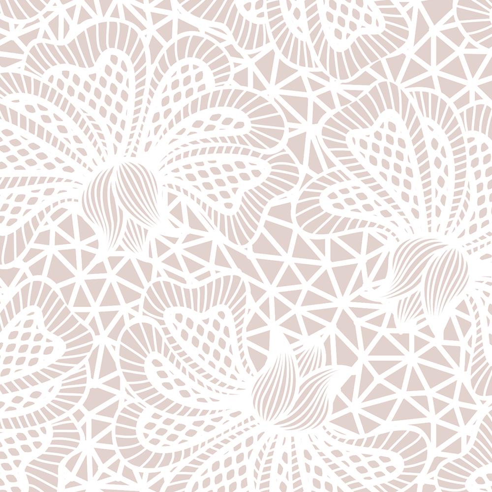Selbstklebende Tapete Rolle Wandtattoo Dekofolie Blumen Muster f-C-0266-j-a