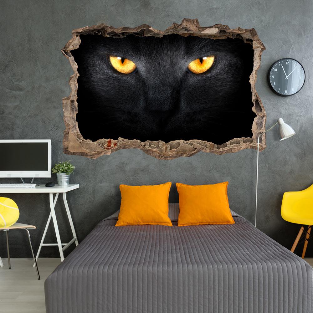 fototapete strand loch in der wand inspiration f r die gestaltung der besten r ume. Black Bedroom Furniture Sets. Home Design Ideas