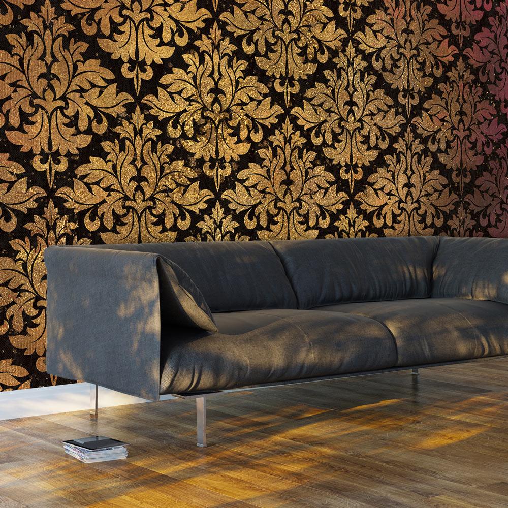 Fotomurale XXL - Golden Baroque 500X280 cm