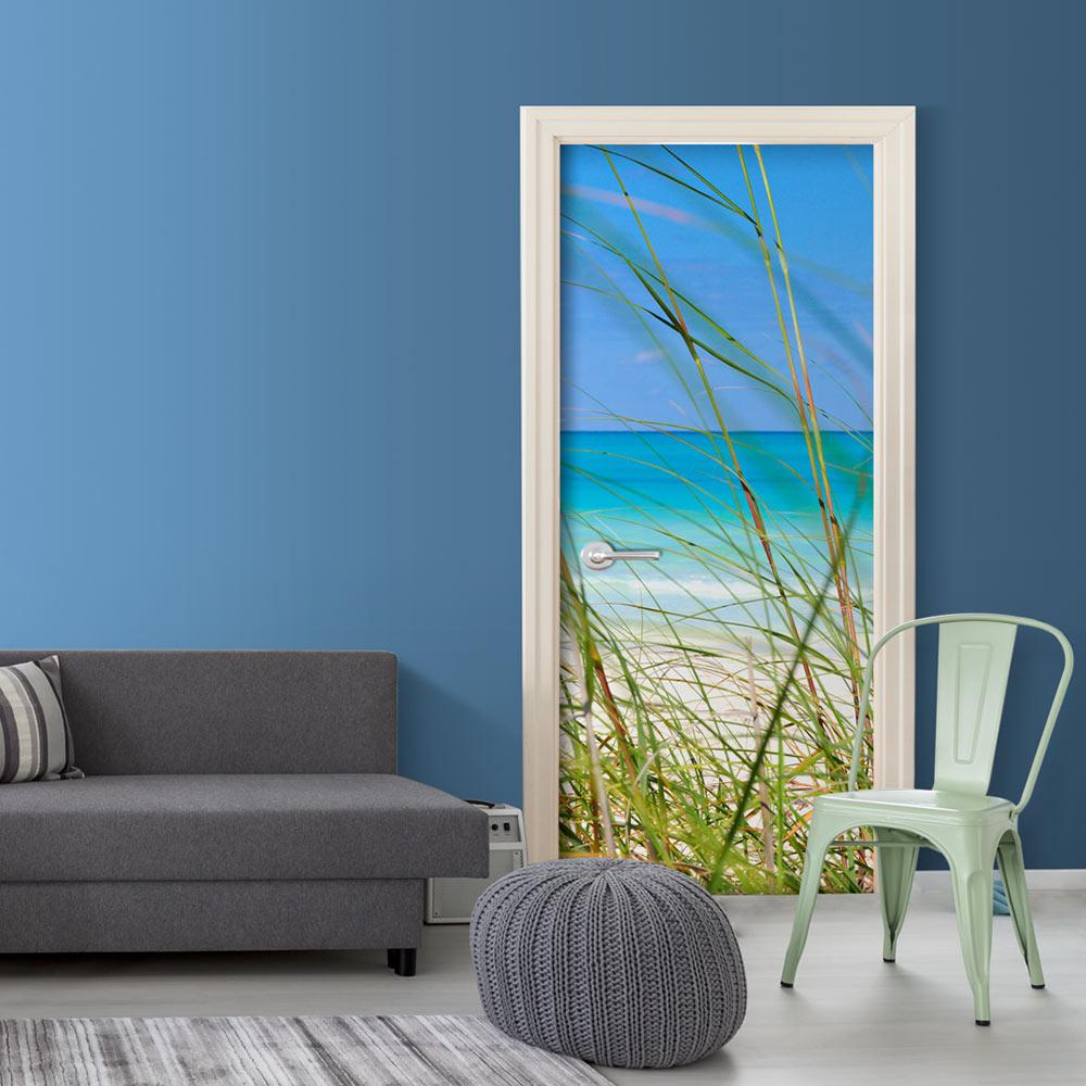 Fotomurale per porta - Summer Wind 80X210 cm