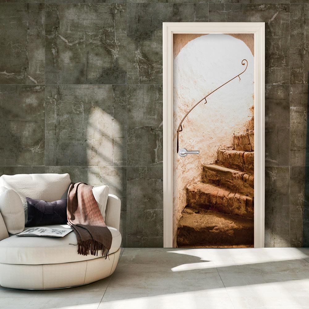 Fotomurale per porta - A Secret Place 90X210 cm