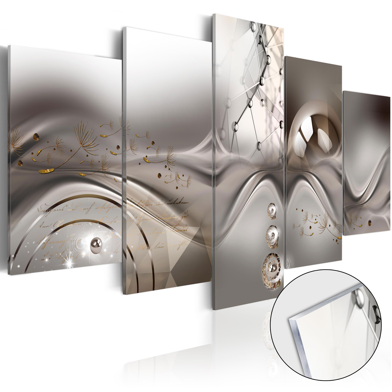 Quadri su vetro acrilico - Majesty of the Symmetry [Glass] 200X100 cm
