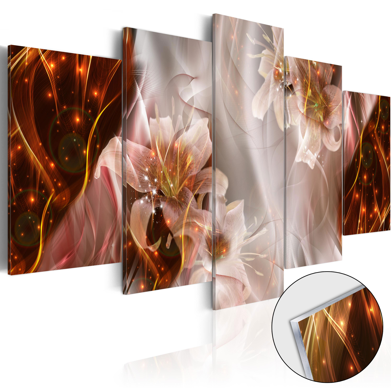 Quadri su vetro acrilico - Stellar Storm [Glass] 200X100 cm