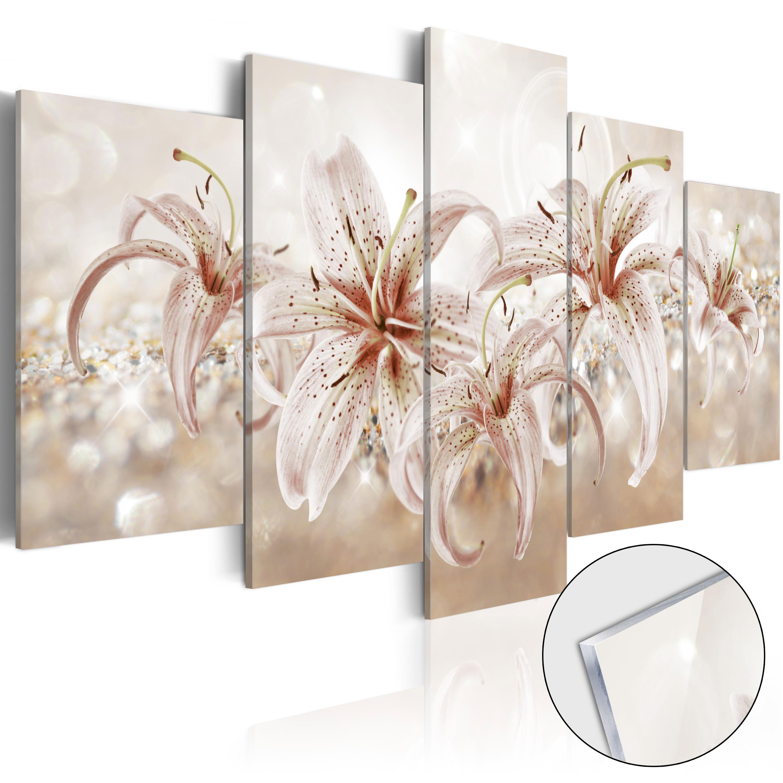 Quadri su vetro acrilico - The Music of Gentleness [Glass] 100X50 cm